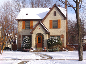 A home in need of Hopkins HVAC services