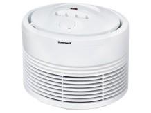 A Honeywell HEPA air purifier