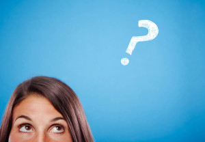 "A woman wondering: ""what is a SEER rating?"""