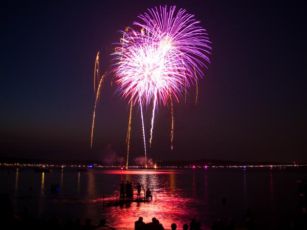 Lake Minnetonka 4th of July
