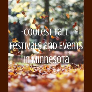 Coolest Fall Festivals and Events in MN