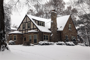 A home in need of St. Louis Park heating services