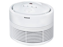 A Honeywell HEPA air purifier
