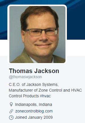 Thomas Jackson Ray N Welter Heating Company