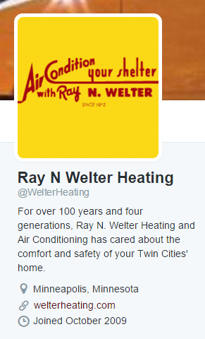 welter-heating