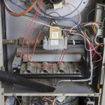 Cleaning Gas Furnace with Vacuum