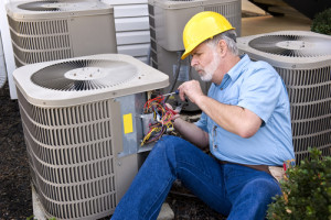 Air Conditioner Repair Man