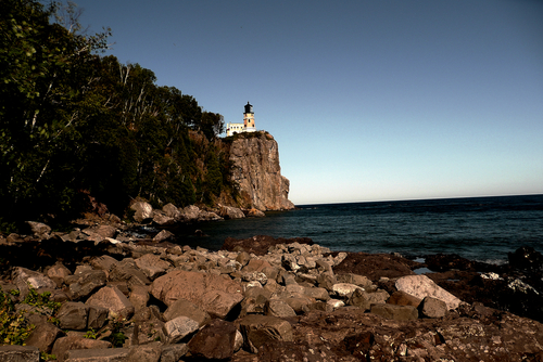 Split Rock Lighthouse in Two Harbors, MN
