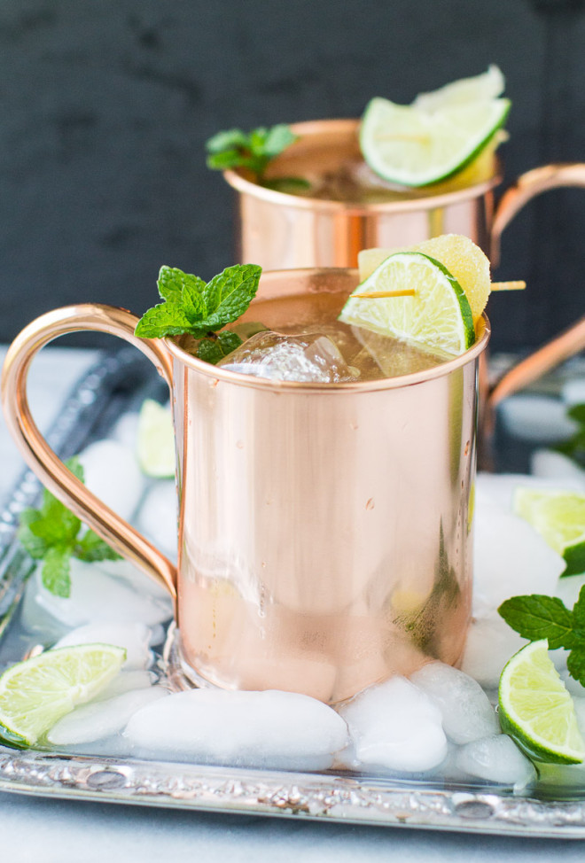 Minnesota Moscow Mule