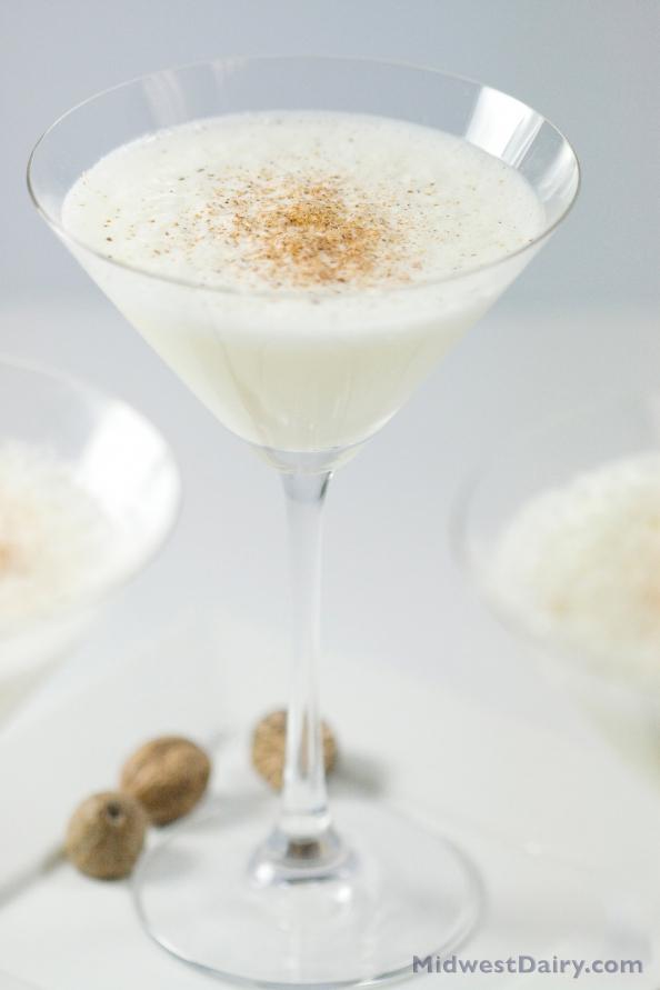 Vanilla Eggnog
