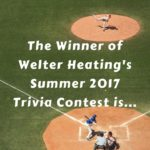 Summer 2017 Trivia Contest Winner Announcement