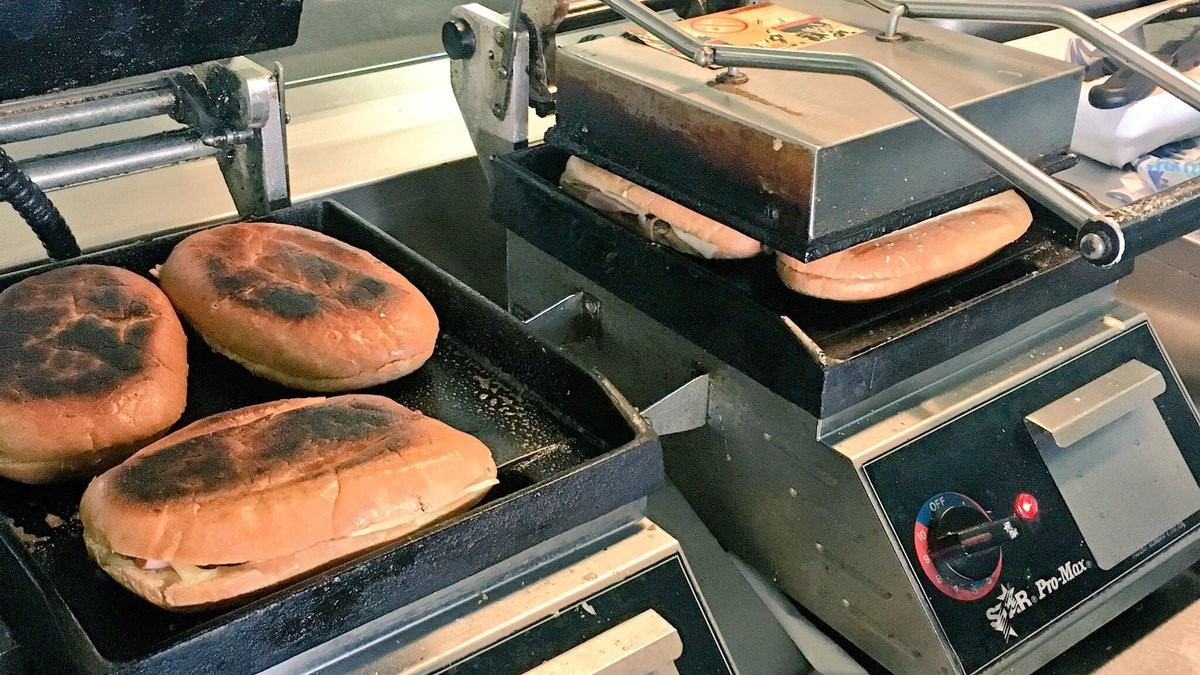 Tony O S Cuban Sandwich At Target Field Ray N Welter