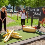 Artist-Designed Mini Golf at the Minneapolis Sculpture Garden