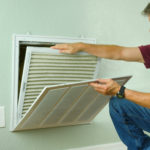 installing a furnace filter