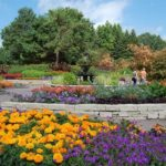 Visit the Landscape Arboretum in Minnesota in the Spring.